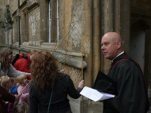 © Man Vyi 2011 - Beating the Bounds at Oriel Oxford
